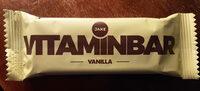 Vitaminbar Vanilla - Produkt - en