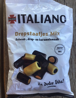 Dropstaafjes mix - Product
