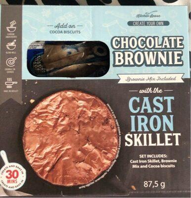 Chocolate Brownie - Produit - fr