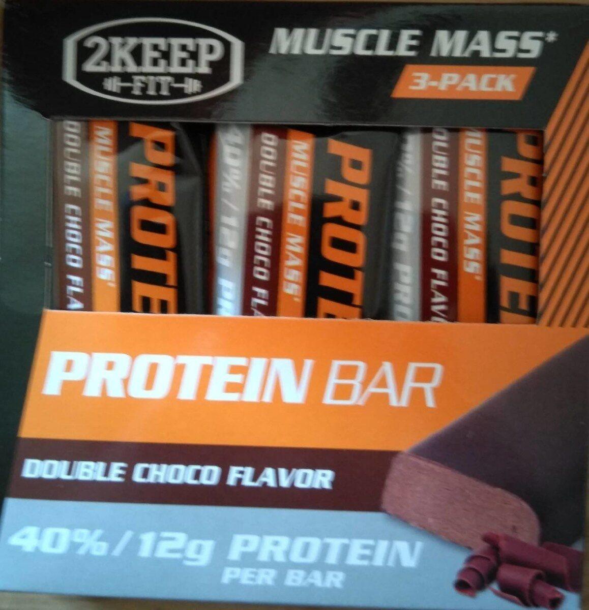 Protéines Bar Double Choco - Produit