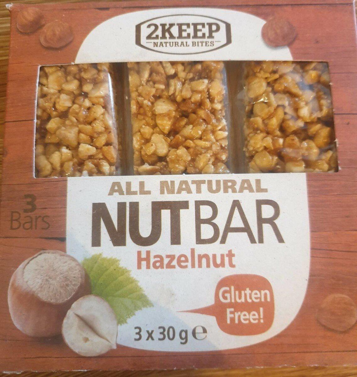 NUTBAR Hazelnut - Produit - fr