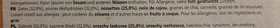 Barres prunes et noisettes - 3