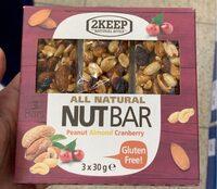 Nutbar - Produit - fr