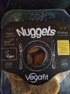 vegan nuggets - Produit - en