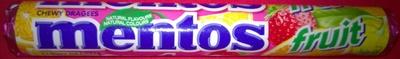 Mentos fruit - Produit - en