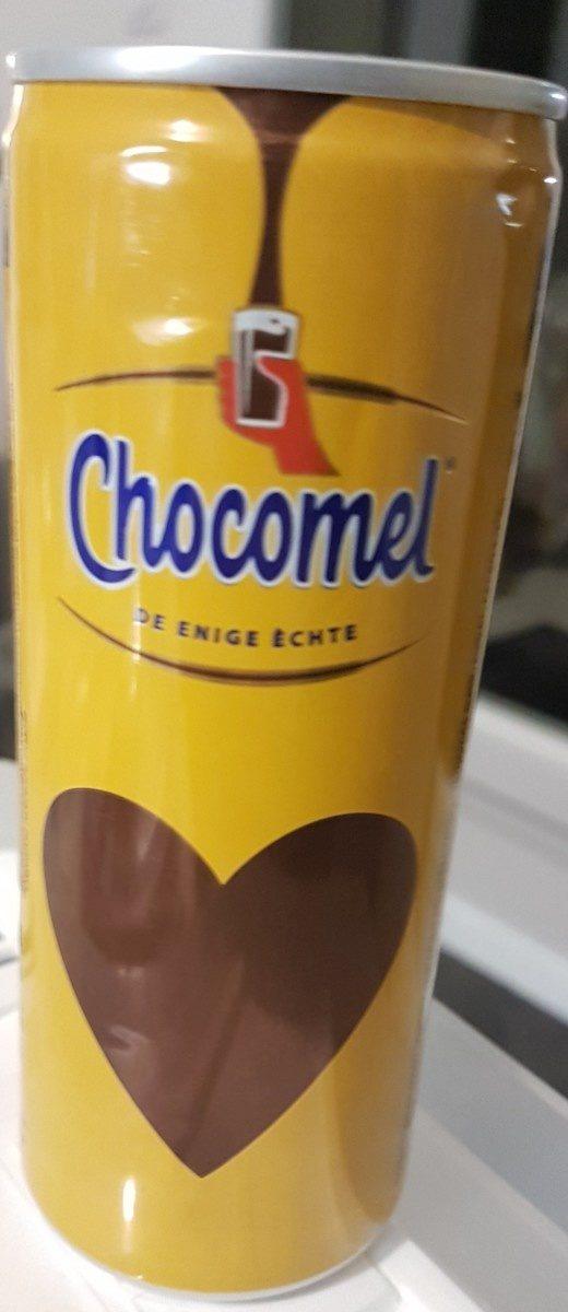 Chocomel Batido De Chocolate En Lata - Ingrédients - fr