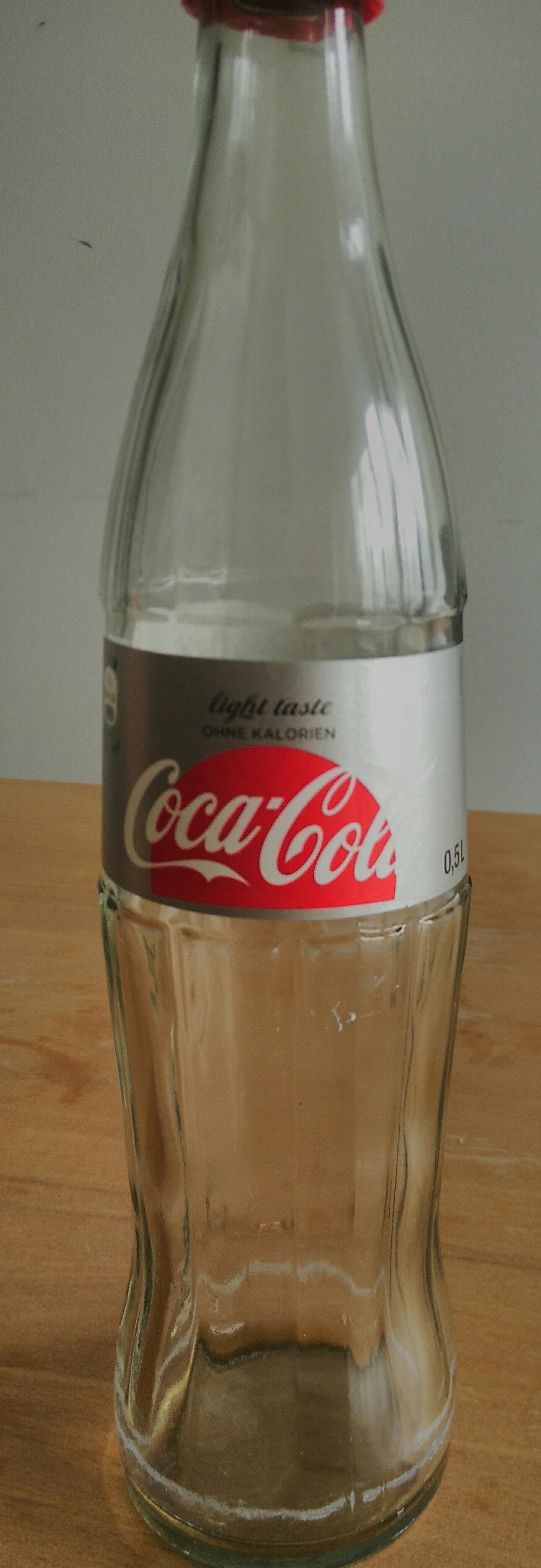 Coca Cola Light Taste - Product