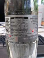 Coca Cola Light Taste - Nutrition facts