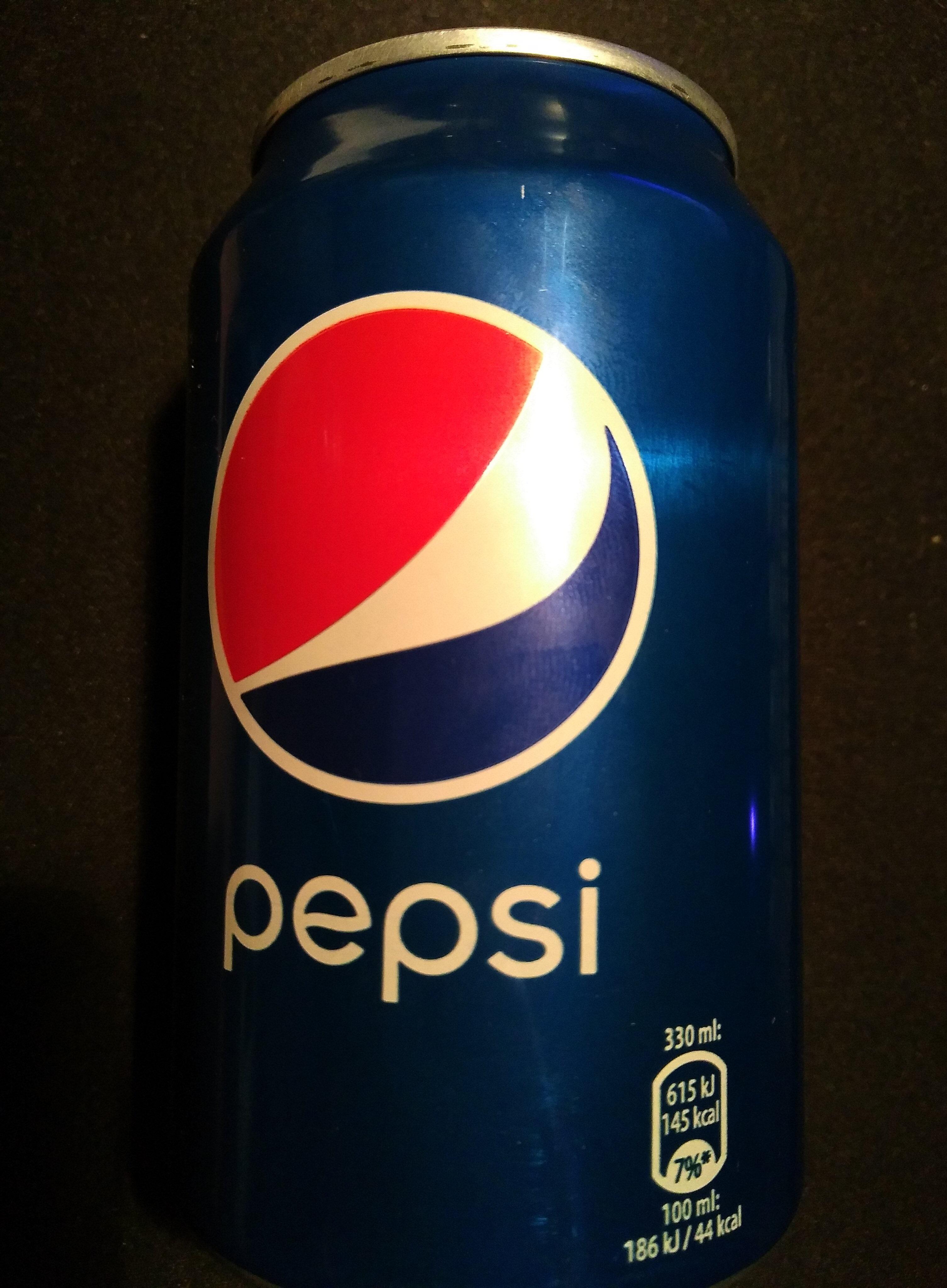 Pepsi Cola - Produit - en