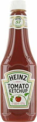Heinz Ketchup 570 g top up - Product - en