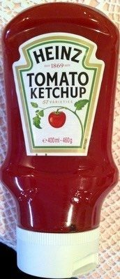 Tomato ketchup - Product - en