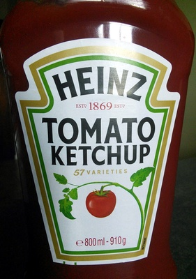 Ketchup Heinz - Product
