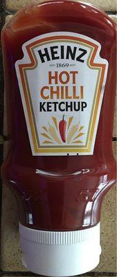 Hot Chilli ketchup - Produit