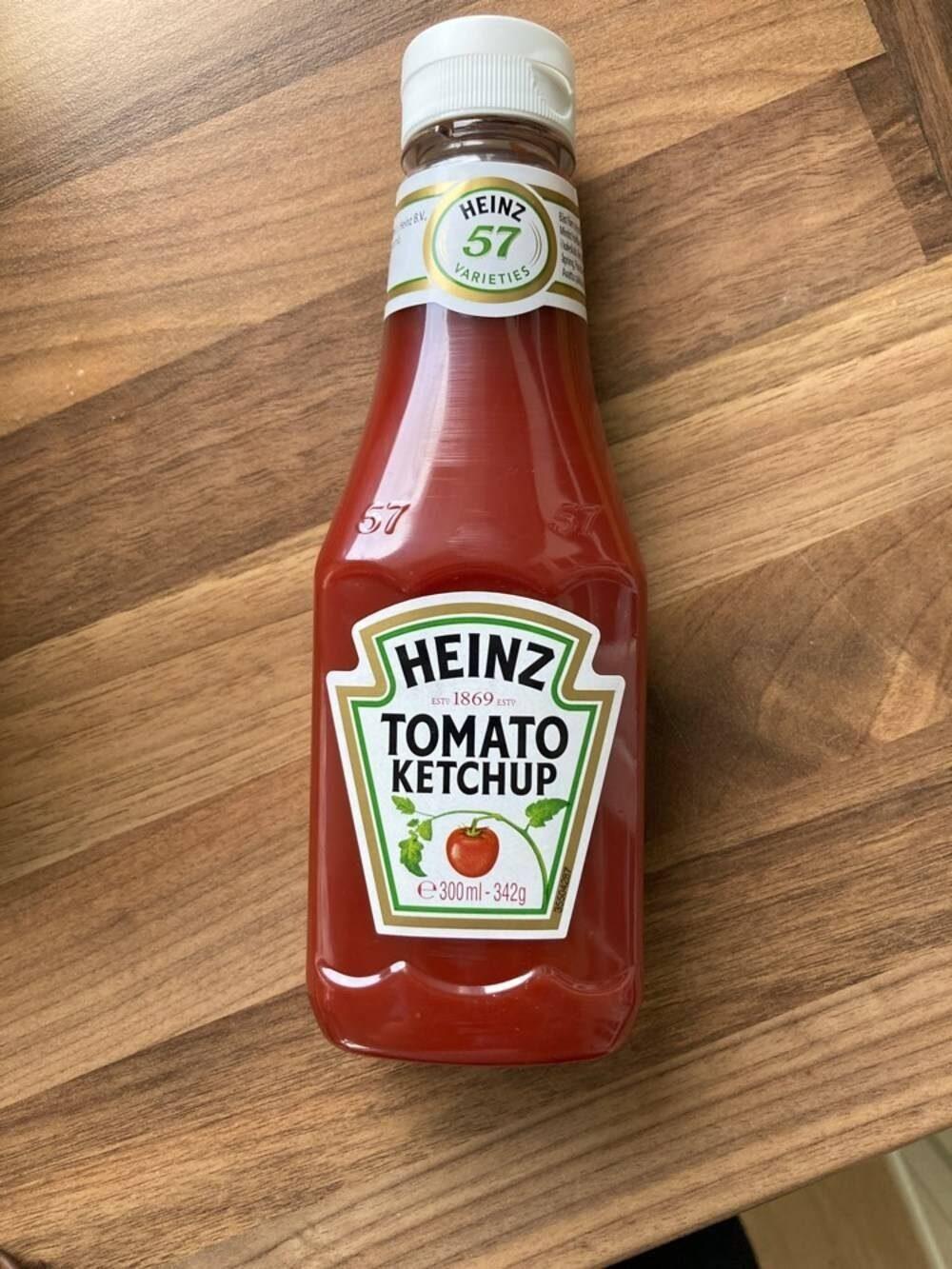 Heinz Tomato Ketchup - Product - en