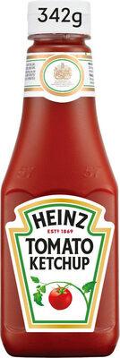 Tomato Ketchup 342 g flacon top up - Product - en