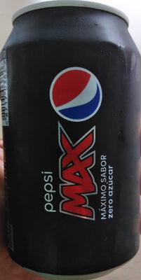 Pepsi Max - Producte
