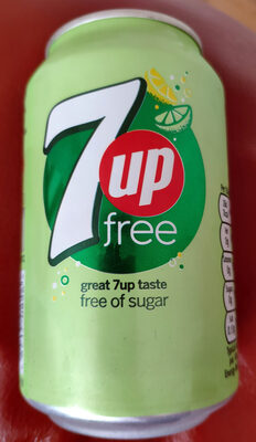7up Free - Produit - en