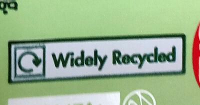 7up Free - Instruction de recyclage et/ou informations d'emballage - en