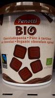 Penotti Chocopasta Fair Trade - Product - nl