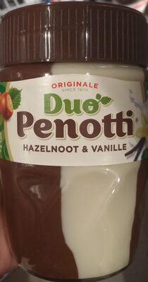 Duo Penotti Hazelnoot & Vanille - Product