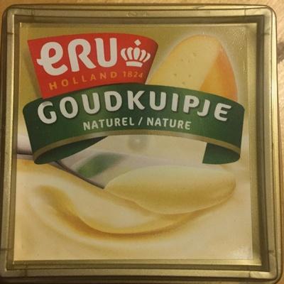 Goudkuipje naturel - Product - nl