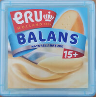 ERU Balans naturel 15+ - Product - nl