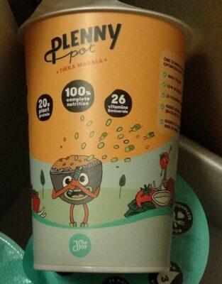 Plenny Pot Tikka Masala - Produit - en