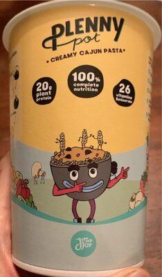 Plenny Pot creamy cajun pasta v1.0 - Product - fr
