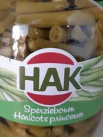 Haricots - Product - fr