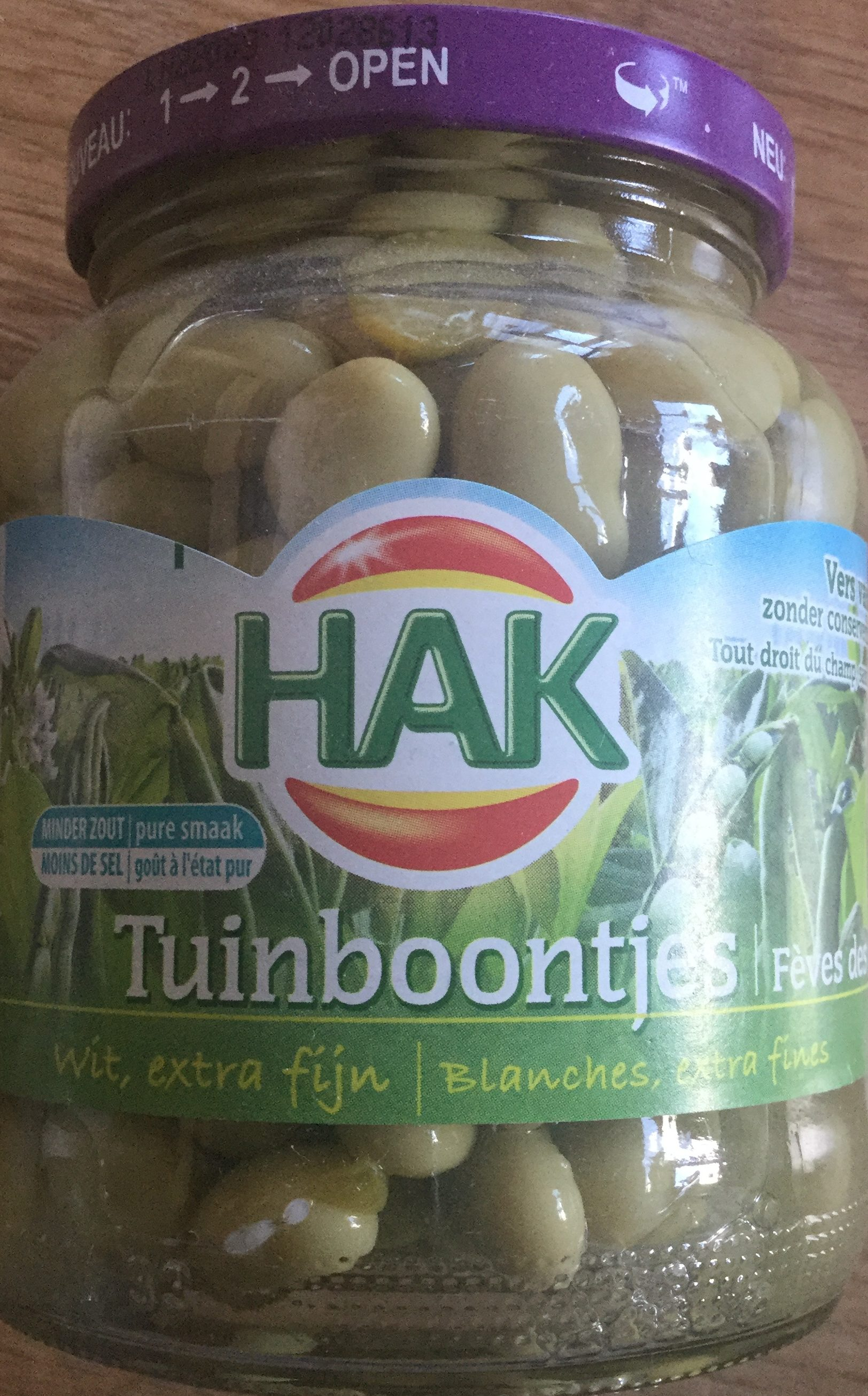 Tuinboontjes - Product - nl