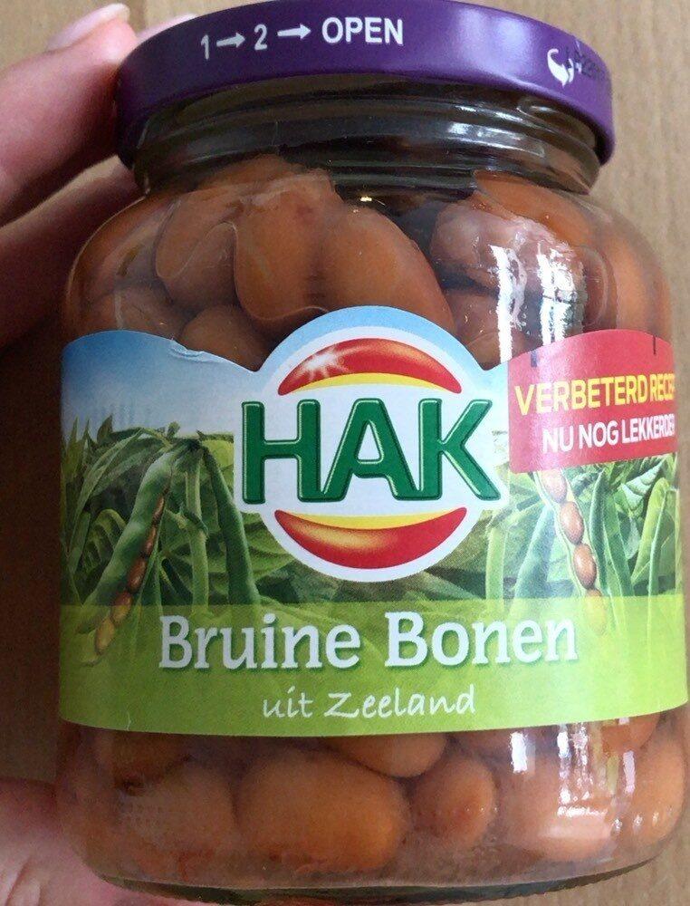 Bruine bonen - Product - en