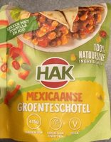 Mexicaanse groentenschotel - Product - nl