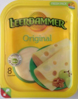 Leerdammer ® Original (27,5% MG) - 8 Tranches - 200 g - Produit