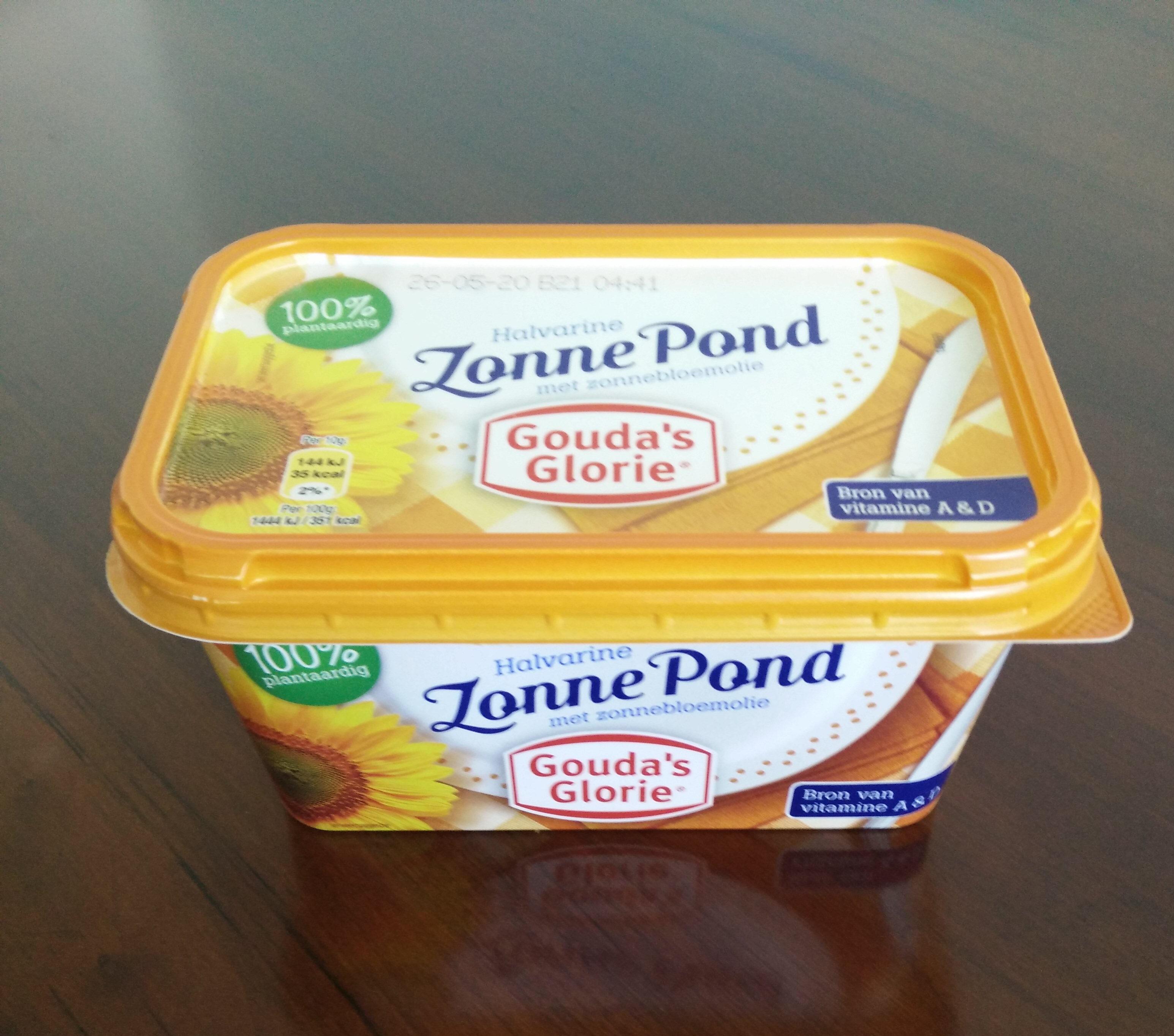 Halvarine Zonne Pond - Product - nl