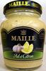 Moutarde ail et citron - Product