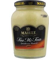 Maille Spécialité Moutarde Fine Mi-Forte Bocal 355g - Produit - fr