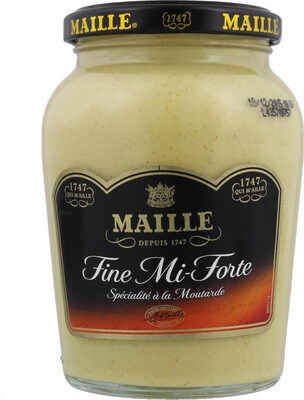 Maille Spécialité Moutarde Fine Mi-Forte Bocal 355g - Prodotto - fr