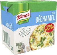 Knorr Sauce Béchamel à la Noix de Muscade - Offre Saisonnière Brique - Product - fr