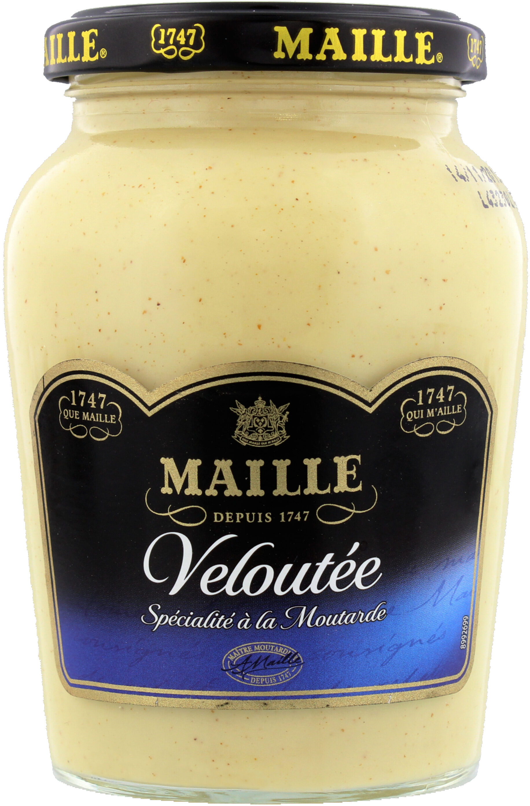Maille Specialite à la Moutarde Veloute Bocal 360g - Product