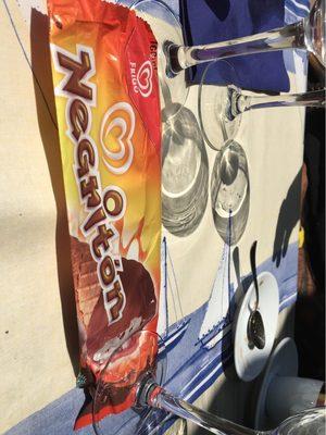 Helado Frigo Negriton Unidad - Product