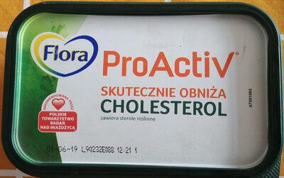 Tłuszcz roślinny do smarowania 35% z dodatkiem steroli roślinnych - Produkt - pl