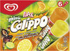 Heartbrand Glace Enfant Calippo Orange & Citron x6 480ml - Producto