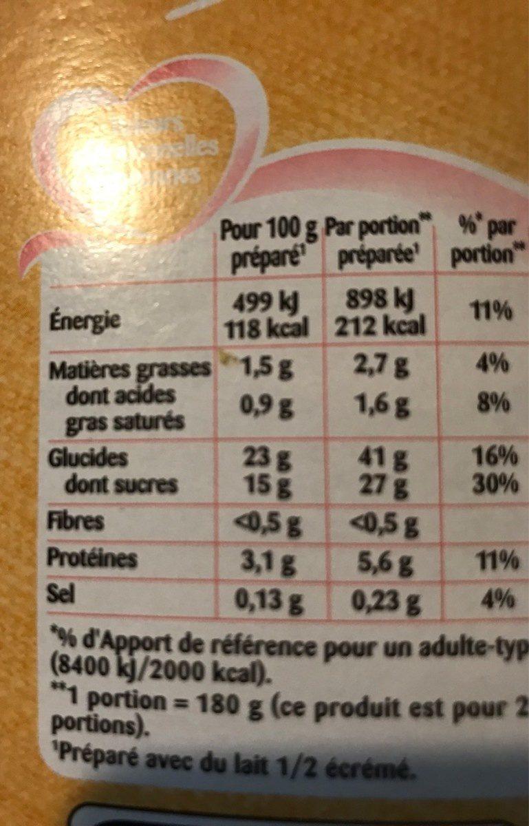 Flan Pâtissier aux oeufs - Product - fr