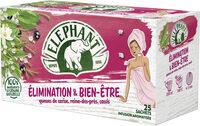 Elephant Infusion Élimination & Bien-Être 25 Sachets - Product - fr