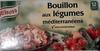 Bouillon aux légumes méditerranéens - Product