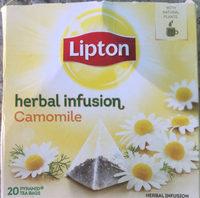 Herbal Infusion Camomile Tea Bags - Produto