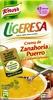 Crema de zanahoria, puerro y cebolla - Product
