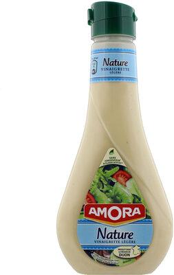 Amora Vinaigrette Nature 450ml - Product - fr