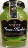 Moutarde préparée aux 3 Herbes Maille - Product
