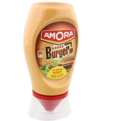 Amora Sauce Burger Flacon Souple - Prodotto - fr
